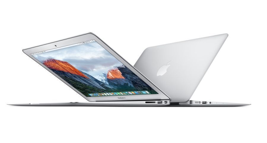 Ноутбук APPLE MacBook Air MQD42RU/A, 13.3, Intel Core i5 6260U 1.8ГГц, 8Гб, 256Гб SSD, Intel HD Graphics 6000, Mac OS X El Capitan, MQD42RU/A, серебристый ноутбук apple macbook air mjvp2ru a 11 6 core i5 1 6ghz 4gb 256gb ssd hd graphics 6000