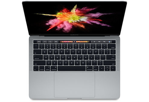 Ноутбук APPLE MacBook Pro MPXW2RU/A, 13.3, 3.1ГГц, 8Гб, 512Гб SSD, Intel Iris graphics 650, Mac OS Sierra, серыйНоутбуки<br>экран: 13.3;  разрешение экрана: 2560х1600; тип матрицы: IPS; Touch bar; частота: 3.1 ГГц (3.5 ГГц, в режиме Turbo); память: 8192 Мб, LPDDR3, 2133 МГц; SSD: 512 Гб; Intel Iris graphics 650; WiFi;  Bluetooth;  WEB-камера; Mac OS Sierra<br><br>Линейка: MacBook Pro