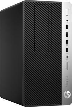 Компьютер  HP ProDesk 600 G3,  Intel  Core i7  7700,  DDR4 8Гб, 256Гб(SSD),  Intel HD Graphics 630,  DVD-RW,  Windows 10 Professional,  черный [1hk53ea]