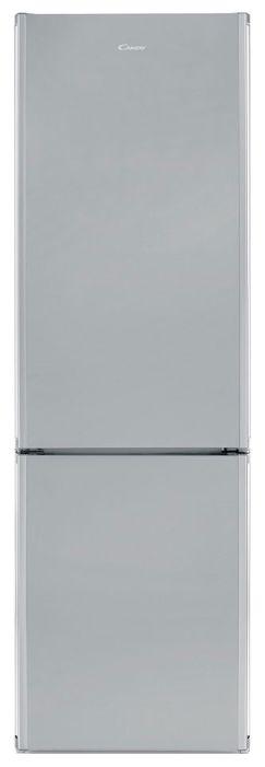 Холодильник CANDY CKBS 6180 S,  двухкамерный,  серебристый [34002272]