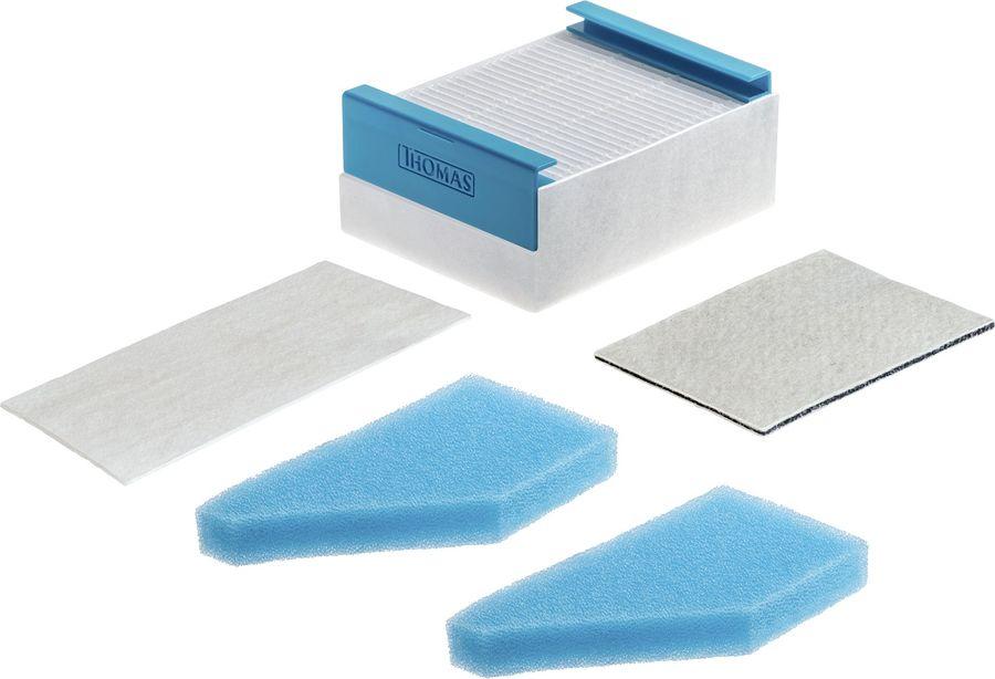 Набор фильтров THOMAS универсальные,  для пылесосов Thomas с системой Aqua-Box