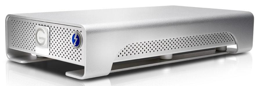 "Жесткий диск WD Thdb 4000Gb 0G05389 G-Tech G-Drive Desktop 3.0"" серебристый"