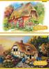 Альбом для рисования Silwerhof 911145-74 40л. A4 Волшебный домик 2диз. мел.картон скрепка