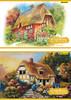 Альбом для рисования Silwerhof 911145-74 40л. A4 Волшебный домик 2диз. мел.картон скрепка вид 2
