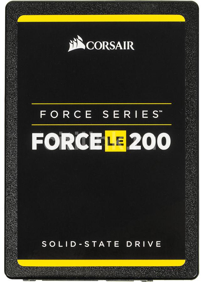 """SSD накопитель CORSAIR Force LE200B CSSD-F240GBLE200B 240Гб, 2.5"""", SATA III"""