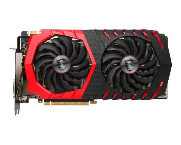 Видеокарта MSI nVidia  GeForce GTX 1080Ti ,  GeForce GTX 1080 Ti GAMING 11G,  11Гб, GDDR5X, OC,  Ret
