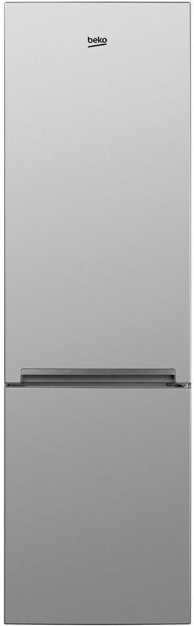 Холодильник BEKO RCSK310M20S,  двухкамерный, серебристый