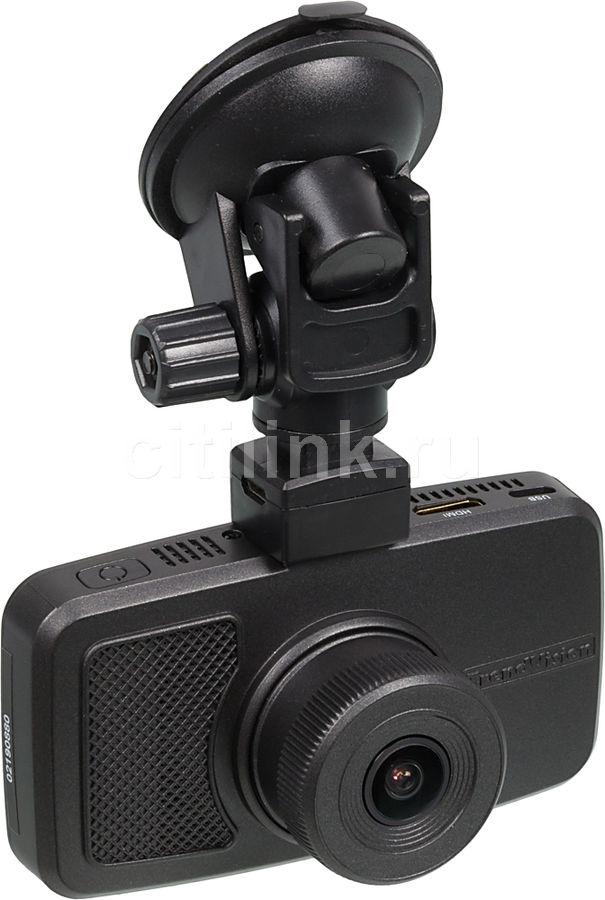 Видеорегистратор TRENDVISION TDR-708P,  черный