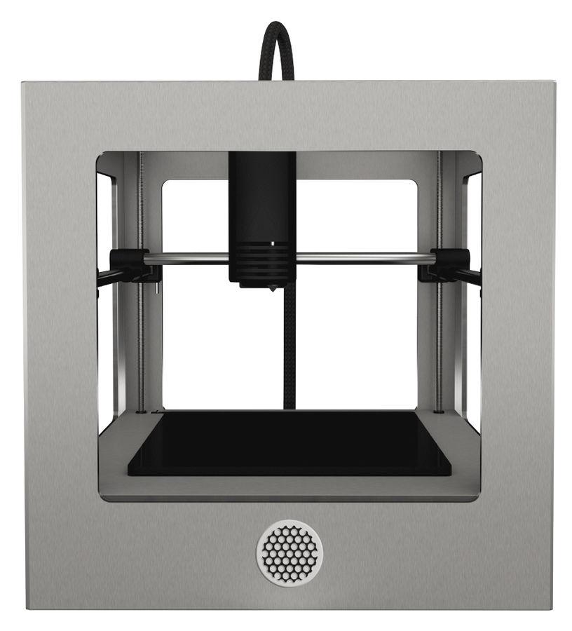 3D принтер CACTUS CS-3D-MICRO_C1,  одна печатающая головка