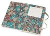 Блокнот Moleskine Limited Edition TIME NOTEBOOKS Large 130х210мм обложка картон 140стр. линейка зеле [lctm31k] вид 3