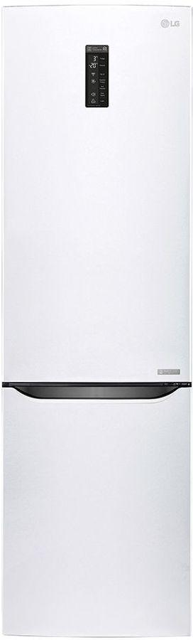 Холодильник LG GW-B499SQFZ,  двухкамерный,  белый