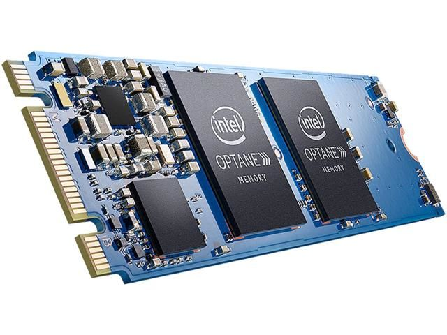 SSD накопитель INTEL Optane MEMPEK1W032GAXT 32Гб, M.2 2280, PCI-E,  NVMe [mempek1w032gaxt 957793]