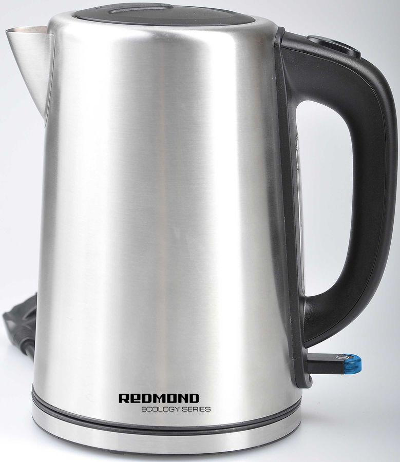 Чайник электрический REDMOND RK-M1441, серебристый