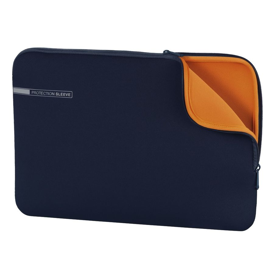 "Чехол для ноутбука 15.6"" HAMA Neoprene, синий [00101554]"