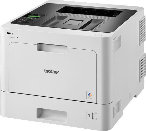 Принтер лазерный BROTHER HL-L8260CDW лазерный, цвет:  белый [hll8260cdwr1]