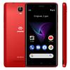 Смартфон DIGMA Q500 3G HIT,  красный вид 3