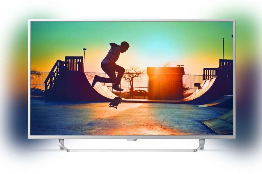 LED телевизор PHILIPS 49PUS6412/12 Ultra HD 4K (2160p)