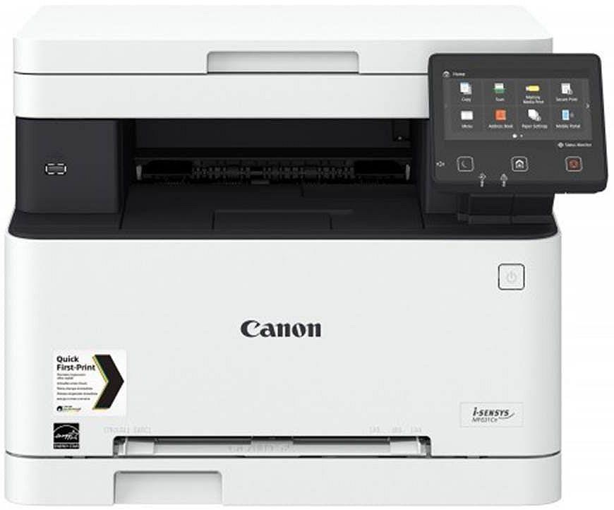 МФУ лазерный CANON i-Sensys Colour MF631Cn,  A4,  цветной,  лазерный,  белый [1475c017]