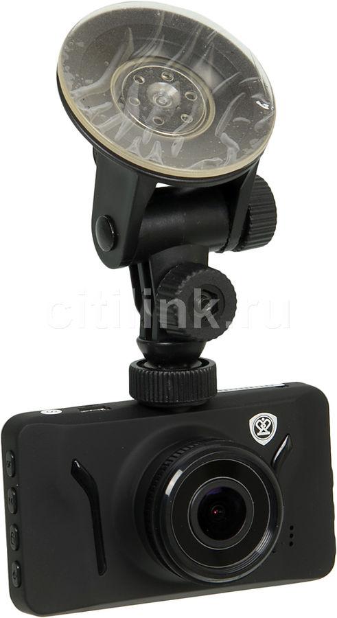 Видеорегистратор PRESTIGIO RoadRunner 525 черный [pcdvrr525]