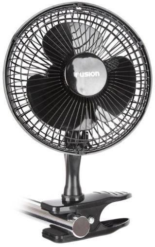 Вентилятор настольный SUPRA Fusion FTF-15K,  черный