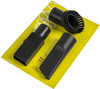 Ручной пылесос (handstick) KITFORT KT-525-3, 600Вт, черный/зеленый вид 12