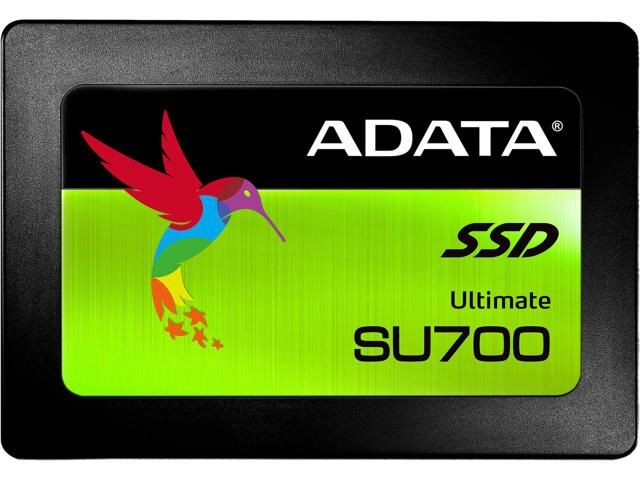 "SSD накопитель A-DATA Ultimate SU700 ASU700SS-240GT-C 240Гб, 2.5"", SATA III"