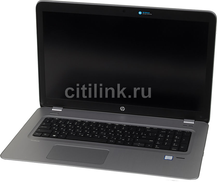 Ноутбук HP ProBook 470 G4, 17.3, Intel Core i5 7200U 2.5ГГц, 4Гб, 500Гб, nVidia GeForce 930MX - 2048 Мб, DVD-RW, Windows 10 Professional, Y8A81EA, серебристый ноутбук hasee 14 intel i3 3110m dvd rw nvidia geforce gt 635m intel gma hd 4000 2 g k460n