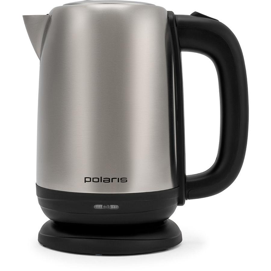 Чайник электрический POLARIS PWK 1793CA, 2200Вт, серебристый матовый