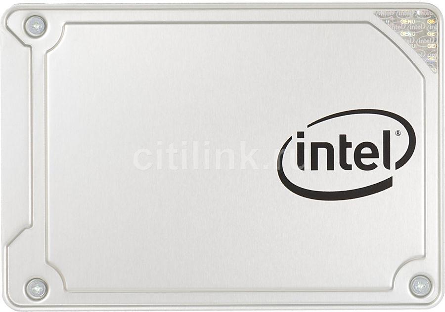 """SSD накопитель INTEL 545s Series SSDSC2KW256G8X1 256Гб, 2.5"""", SATA III [ssdsc2kw256g8x1 958660]"""
