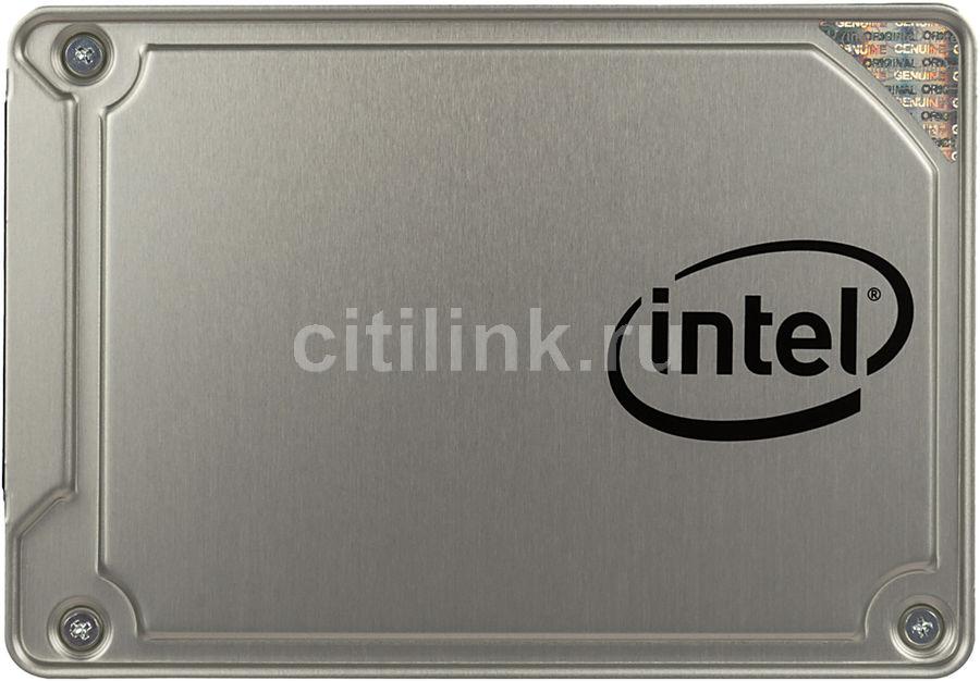 """SSD накопитель INTEL 545s Series SSDSC2KW512G8X1 512Гб, 2.5"""", SATA III [ssdsc2kw512g8x1 958661]"""