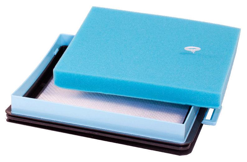 Набор фильтров FILTERO FTM 17 PHI,  2 шт., для пылесосов PHILIPS
