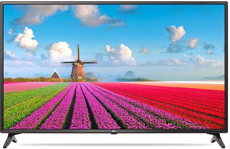 "LED телевизор LG 43LJ610V  ""R"", 43"", FULL HD (1080p),  черный"
