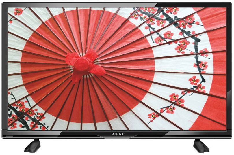 """Телевизор LED Akai 22"""" LEA-22K39P черный/HD READY/60Hz/USB (RUS) (мех. повреждения)"""
