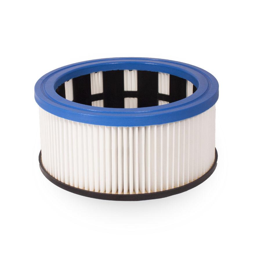 Фильтр FILTERO FP 130 PET Pro,  1 шт., для пылесосов Felisatti, Kress, Metabo, Starmix, Интерскол,  фильтр складчатый из полиэстера