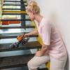 Ручной пылесос (handstick) THOMAS Quick Stick Family, 150Вт, оранжевый/серый вид 10