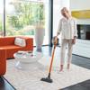 Ручной пылесос (handstick) THOMAS Quick Stick Family, 150Вт, оранжевый/серый вид 15