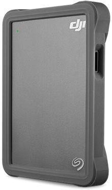 Внешний жесткий диск SEAGATE DJI dron STGH2000400, 2Тб, серый