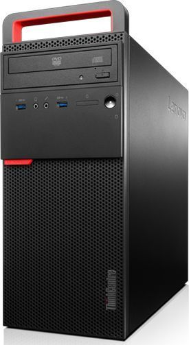 Компьютер  LENOVO ThinkCentre M700,  Intel  Core i3  6100,  DDR4 8Гб, 1000Гб,  Intel HD Graphics 530,  DVD-RW,  Windows 10 Professional,  черный [10grs09h00]