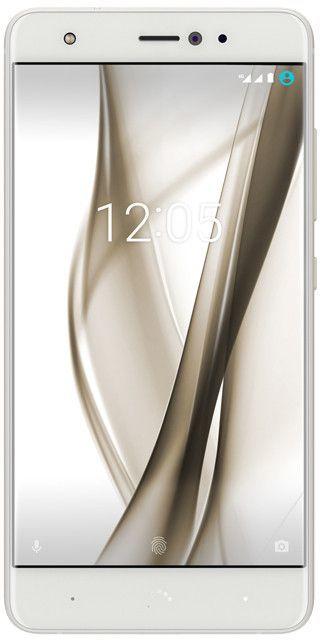Смартфон BQ 64Gb,  Aquaris X Pro,  белый