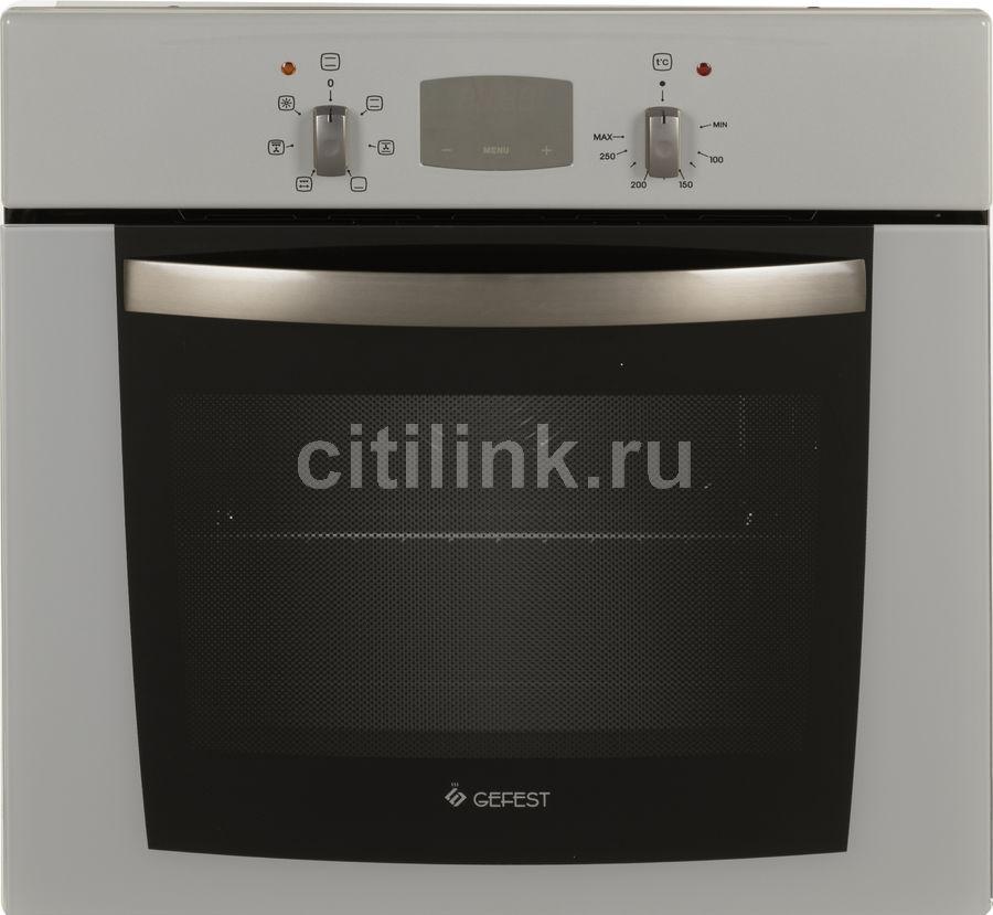 Духовой шкаф GEFEST ЭДВ ДА 602-02 С,  серый