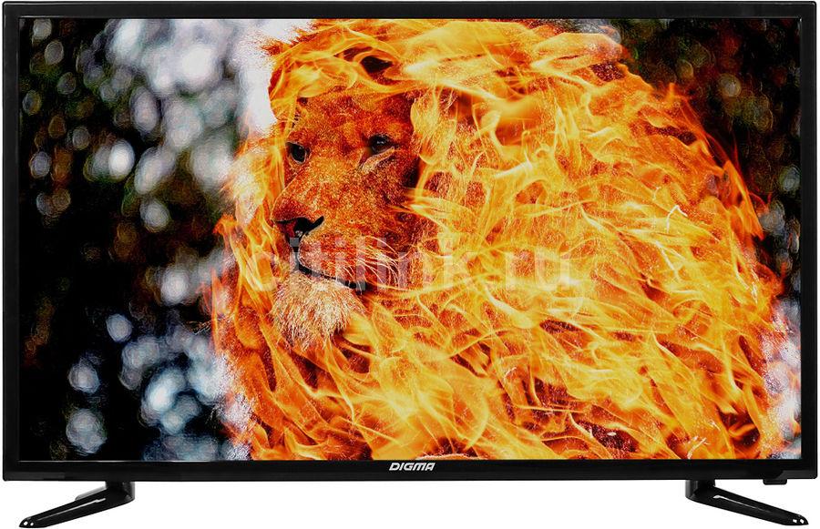 LED телевизор DIGMA DM-LED32R201BT2 «R», черный. Доставка по России