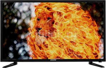 LED телевизор DIGMA DM-LED24R201BT2 «R», черный
