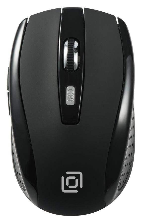 Мышь OKLICK 635MB оптическая беспроводная черный