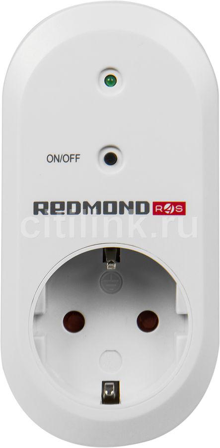 Умная розетка Redmond RSP-R1S дистанционное вкл/выкл приборов