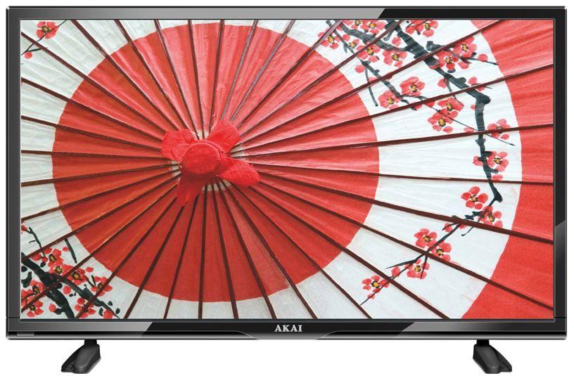 "LED телевизор AKAI LEA-19K39P  ""R"", 18.5"", HD READY (720p),  черный"