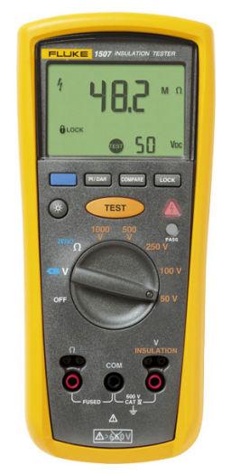 Мегаомметр Fluke 2427890 (FLUKE-1507)