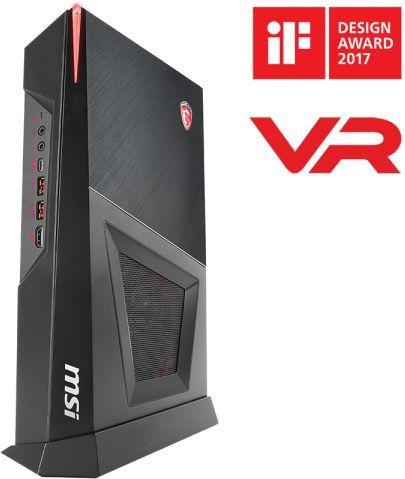 Компьютер  MSI Trident 3 VR7RC-076RU,  Intel  Core i7  7700,  DDR4 8Гб, 1000Гб,  256Гб(SSD),  NVIDIA GeForce GTX 1060 - 3072 Мб,  Windows 10,  черный [9s6-b90611-076]