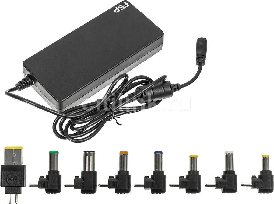 Адаптер питания FSP NB V90 Slim,  90Вт,  черный