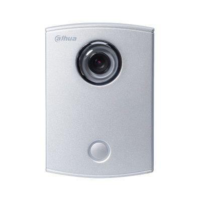 Видеопанель DAHUA DH-VTO6000CM,  цветная,  накладная,  белый