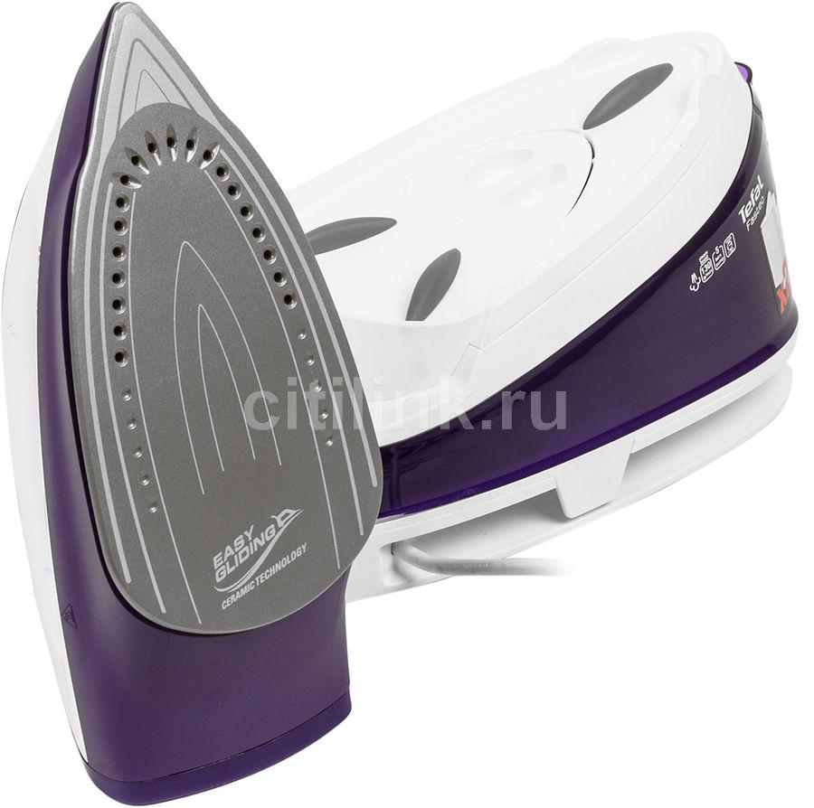 Паровая станция TEFAL SV6020E0,  фиолетовый